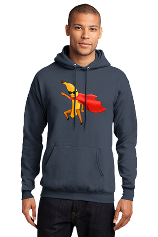 Tewtiy Signature Banana Man Design Hoodies