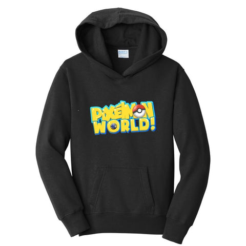 Official JeromeASF Pixelmon World Hoodie