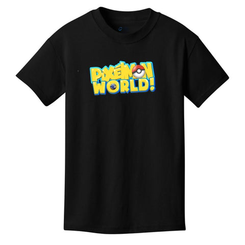 Official JeromeASF Pixelmon World Shirt