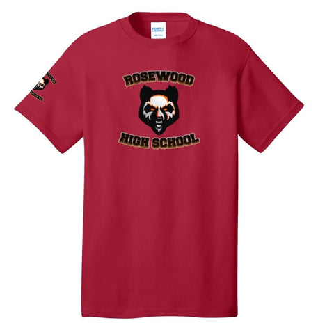 Official #Dream Team Rosewood High School Shirt