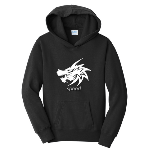 Official SuchSpeed Large Dragon Logo Hoodie