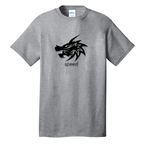 Official SuchSpeed Large Dragon Logo Shirt