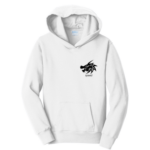 Official SuchSpeed Dragon Logo Chest Hoodie