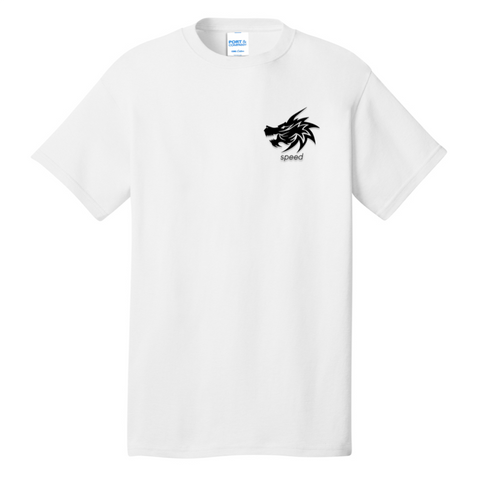 Official SuchSpeed Dragon logo Chest Shirt
