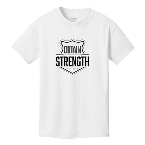 Official Michael Kory Fitness Logo Shirts