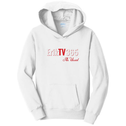 Official ErikTV365 Logo Hoodies
