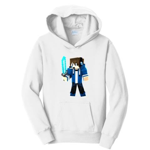 Official Taaz MC Minecraft Avatar Hoodie