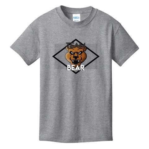 Official The Team Bear Logo T-Shirts