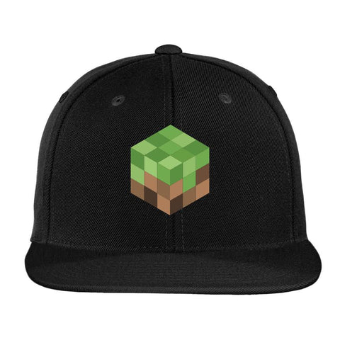 Official The Block Logo Snapback Hat