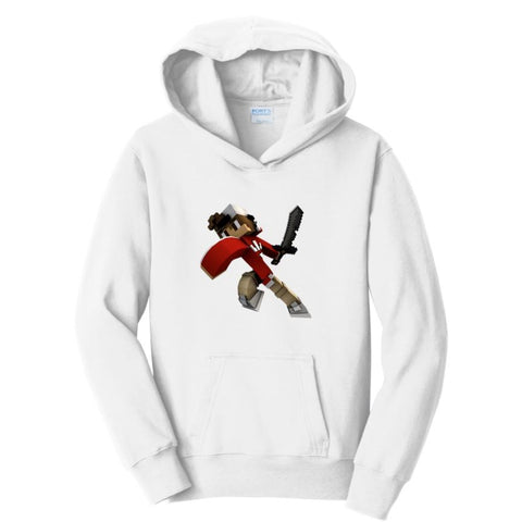 Official RubyFTW 3D Avatar Logo Hoodies