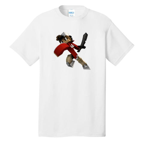Official RubyFTW 3D Avatar Logo Shirts