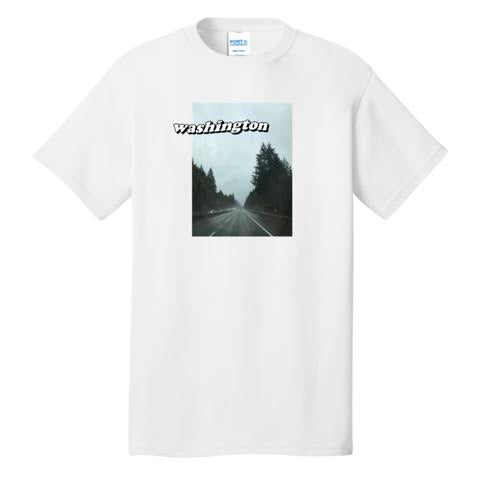 Official Pwincessly Washington State Shirts