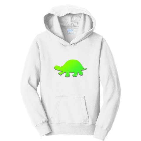Official Mr. Turtle Gaming Turtle Logo Hoodies