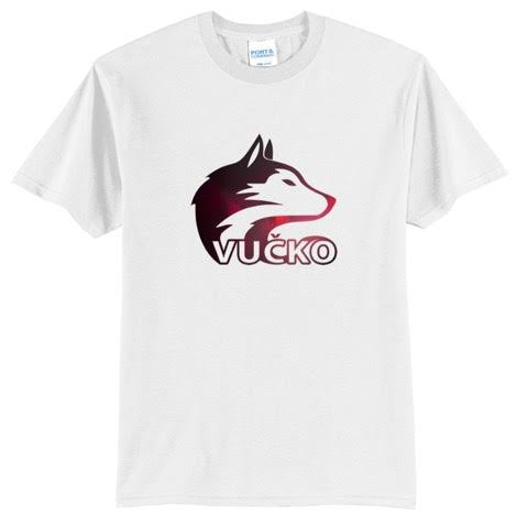 Official Vucko100 Red Wolf Merchandise