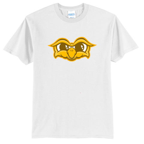 Limited Doni Bobes Gold Owl Logo White