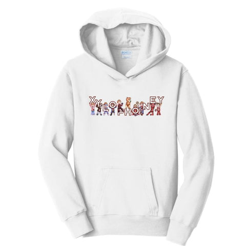 Official Xylophoney Avatar Logo Hoodie