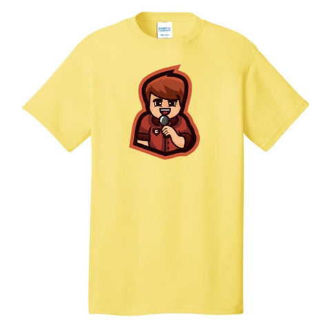 Official TheBestGinger13 Avatar Logo Shirts