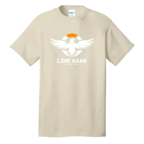 Official Lone Hawk Gaming Logo'd Shirts