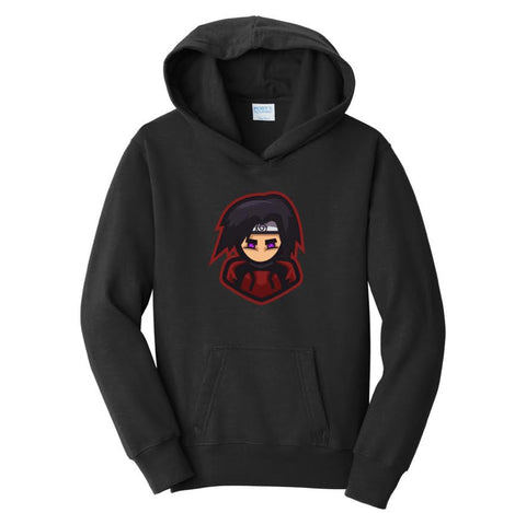Official iSparkton Avatar Logo Hoodie