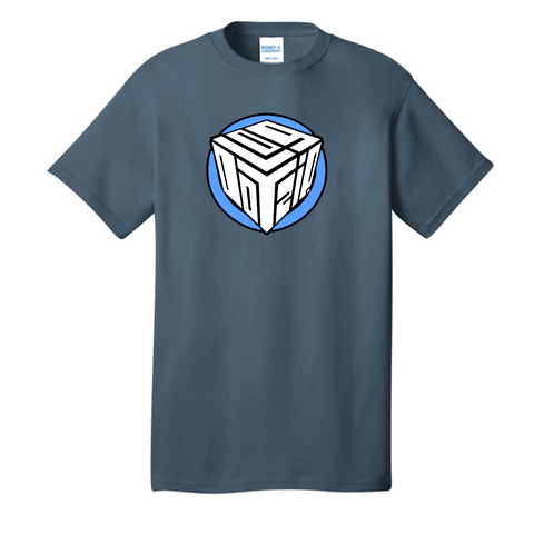 Official Logdotzip Block Logo Shirts