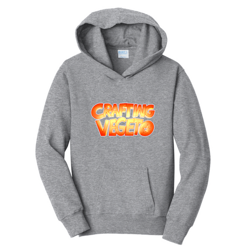 The Official Crafting Vegeto Full Text Hoodie