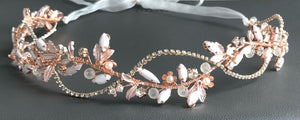 "The ""All Bells & Whistles"" Rose Headdress"