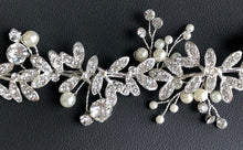 "The ""All that Sparkles"" Silver Headpiece"