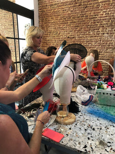 Fascinator Workshop