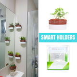 2-in-1 Bundle - Smart Holders (Basic Plants) - Botanicaire