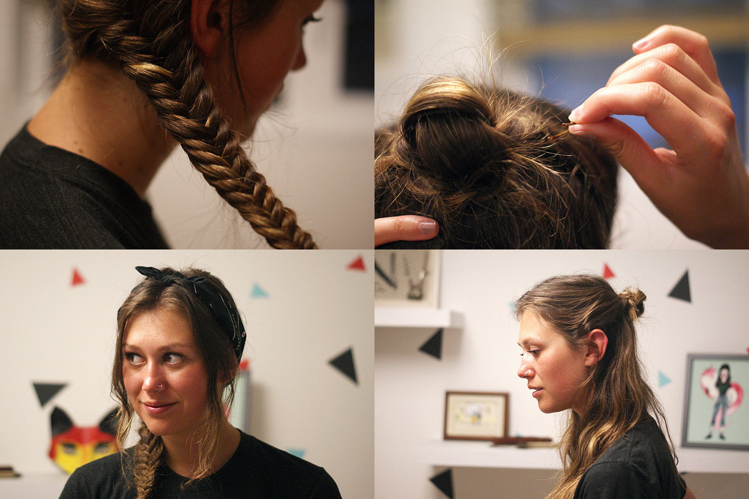 Easy Braided Hairstyles for Summer
