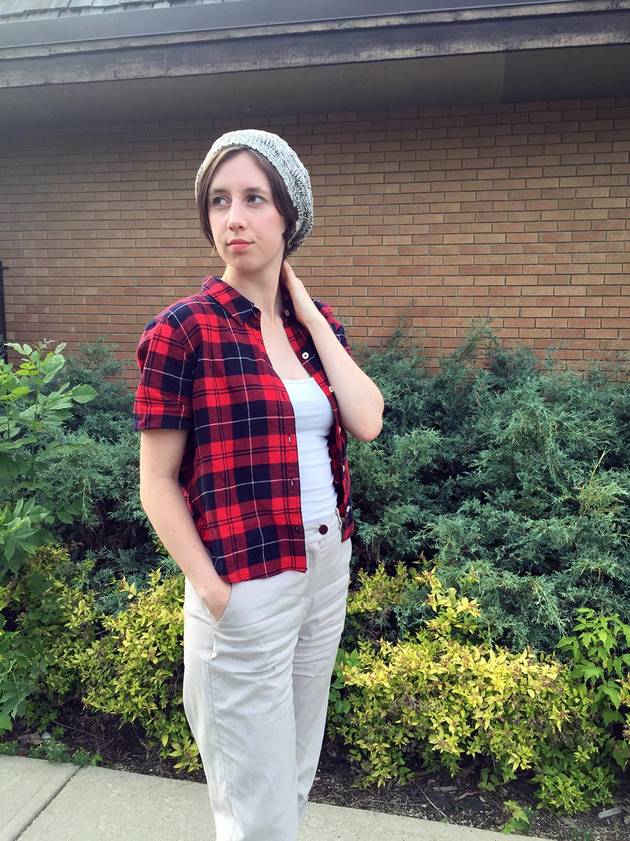 Flannel Foxes Tomboy Fashion Blog