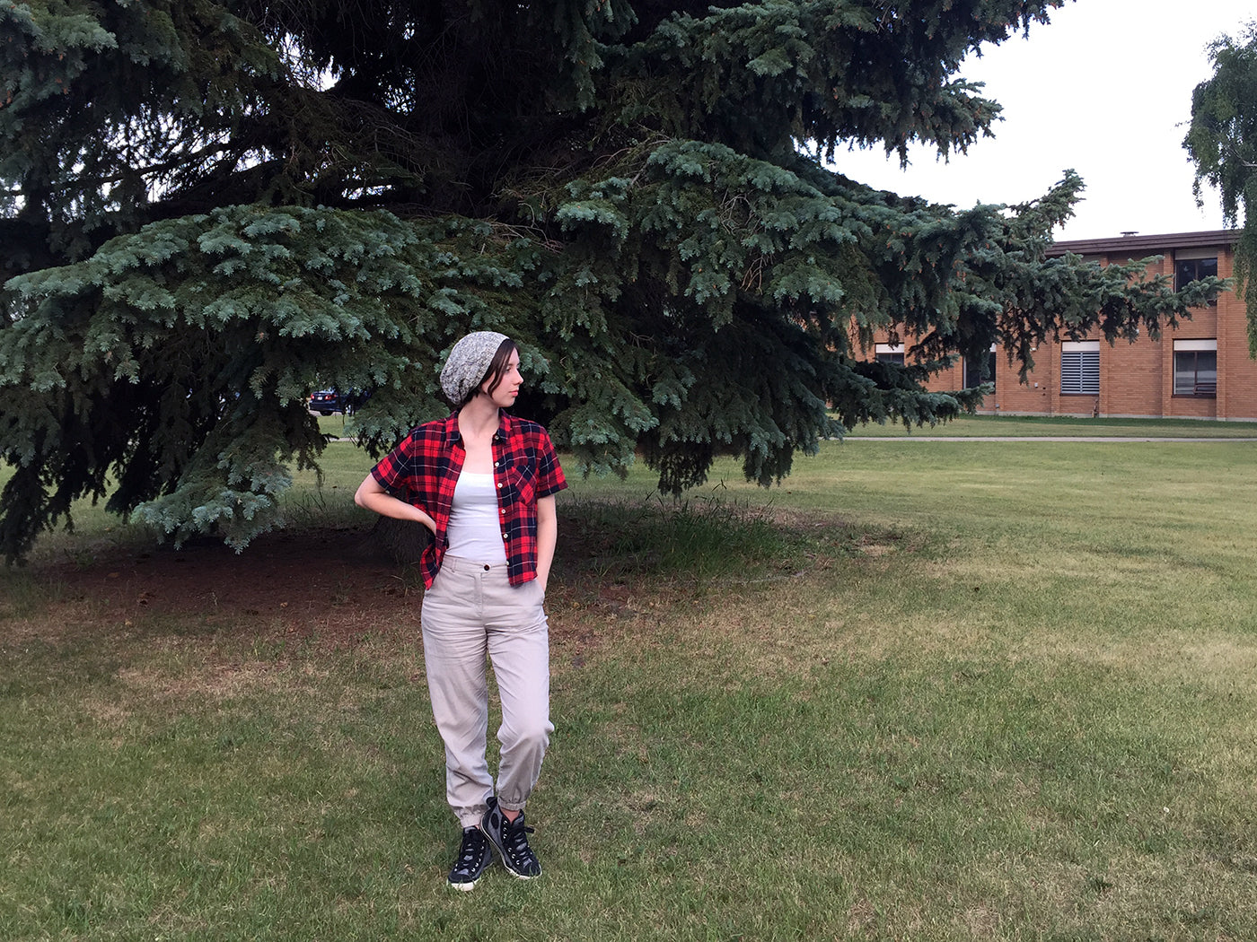 Beanie Baby // Flannel Foxes Tomboy Fashion Blog