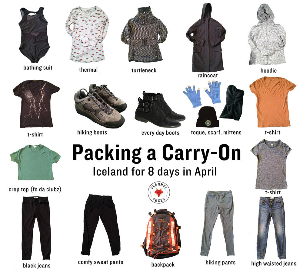 carry-on-iceland-packing-list