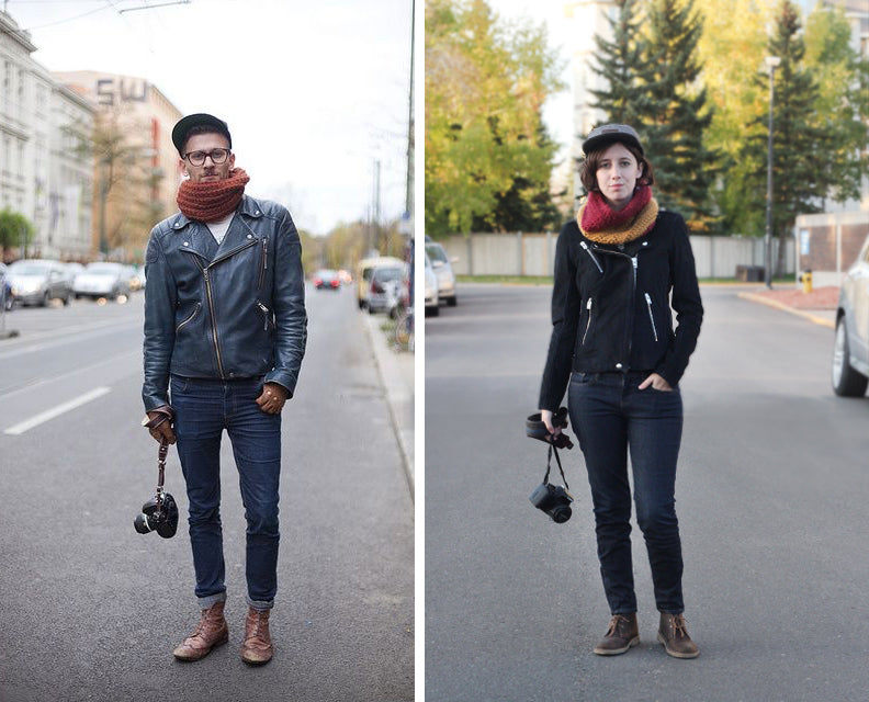 upgrade-to-suede-leather-jacket // flannel-foxes-tomboy-fashion-blog