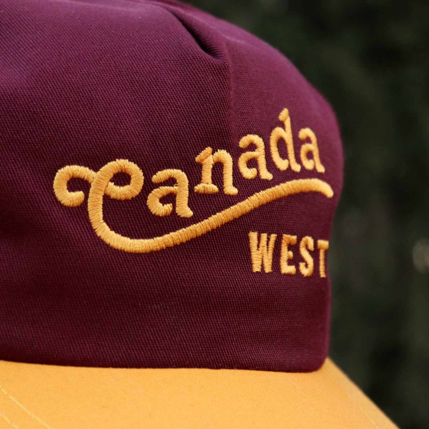 Canada West Hat