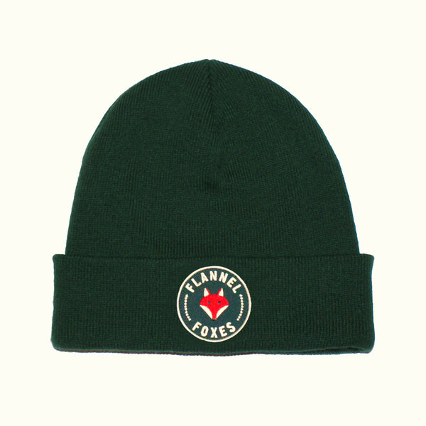 Fox Logo Toque - Forest