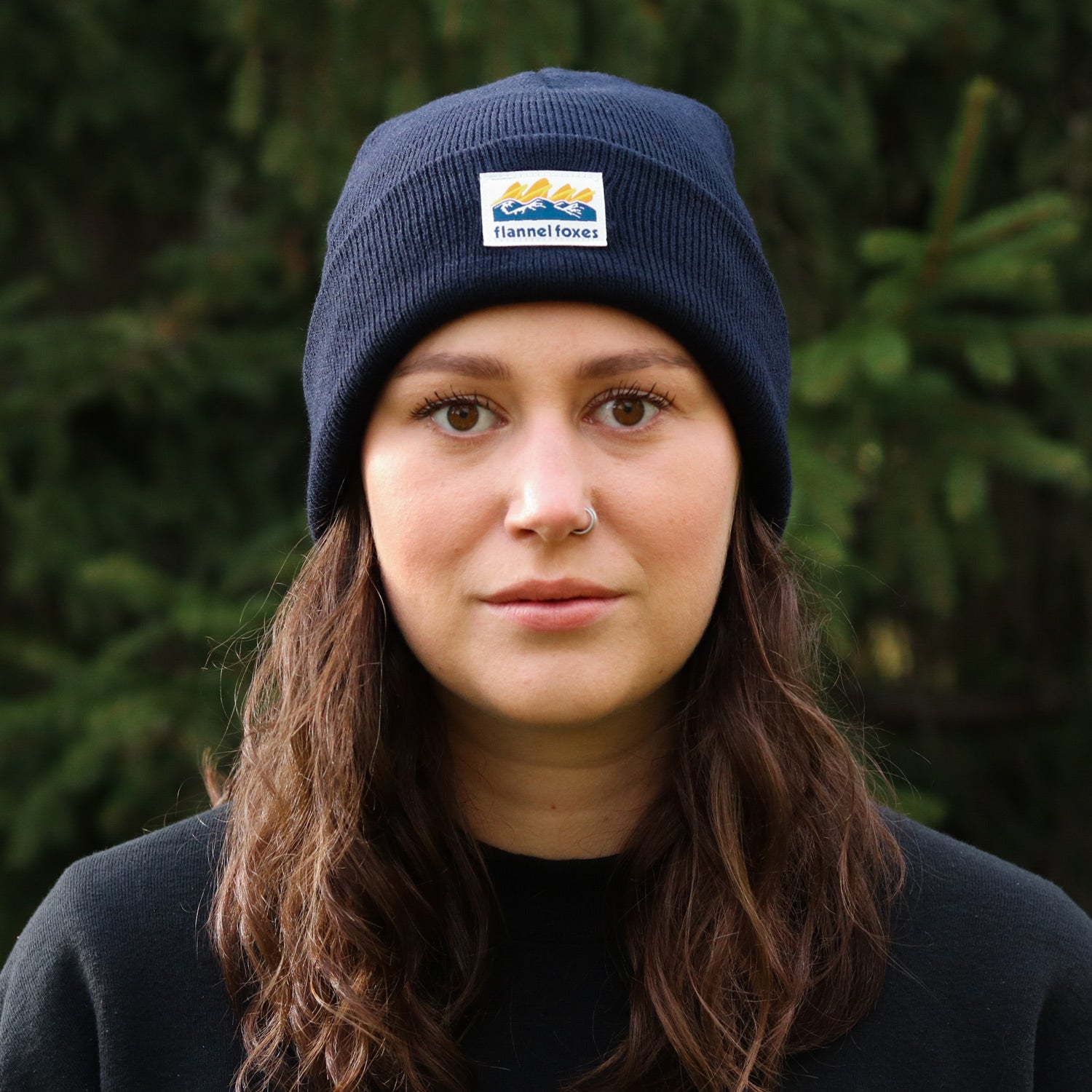 Kananaskis Toque - Navy