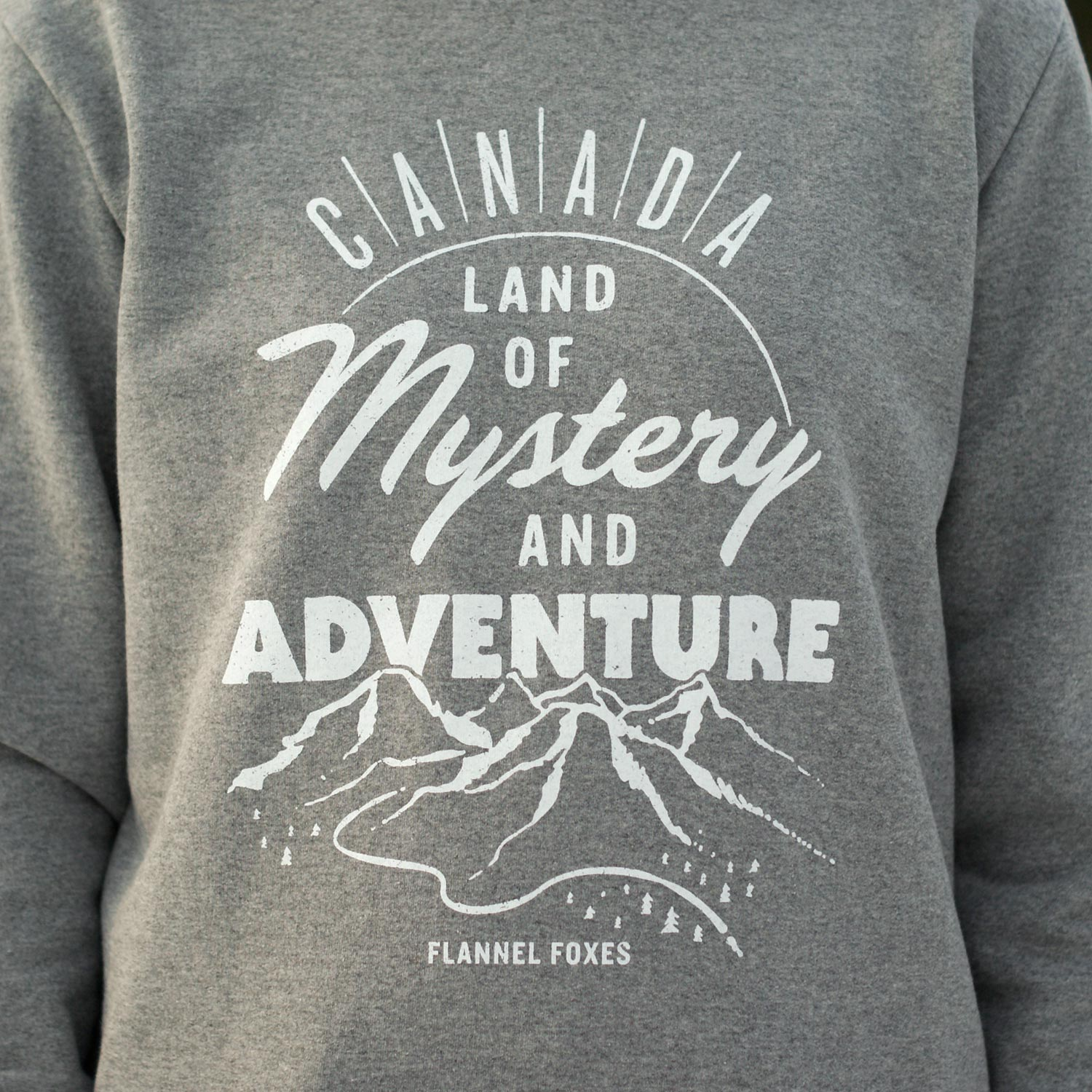 Mystery & Adventure Sweatshirt