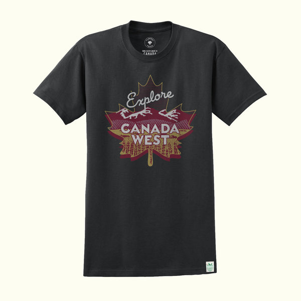 Maple Leaf Tee