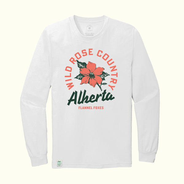 Wild Rose Long Sleeve