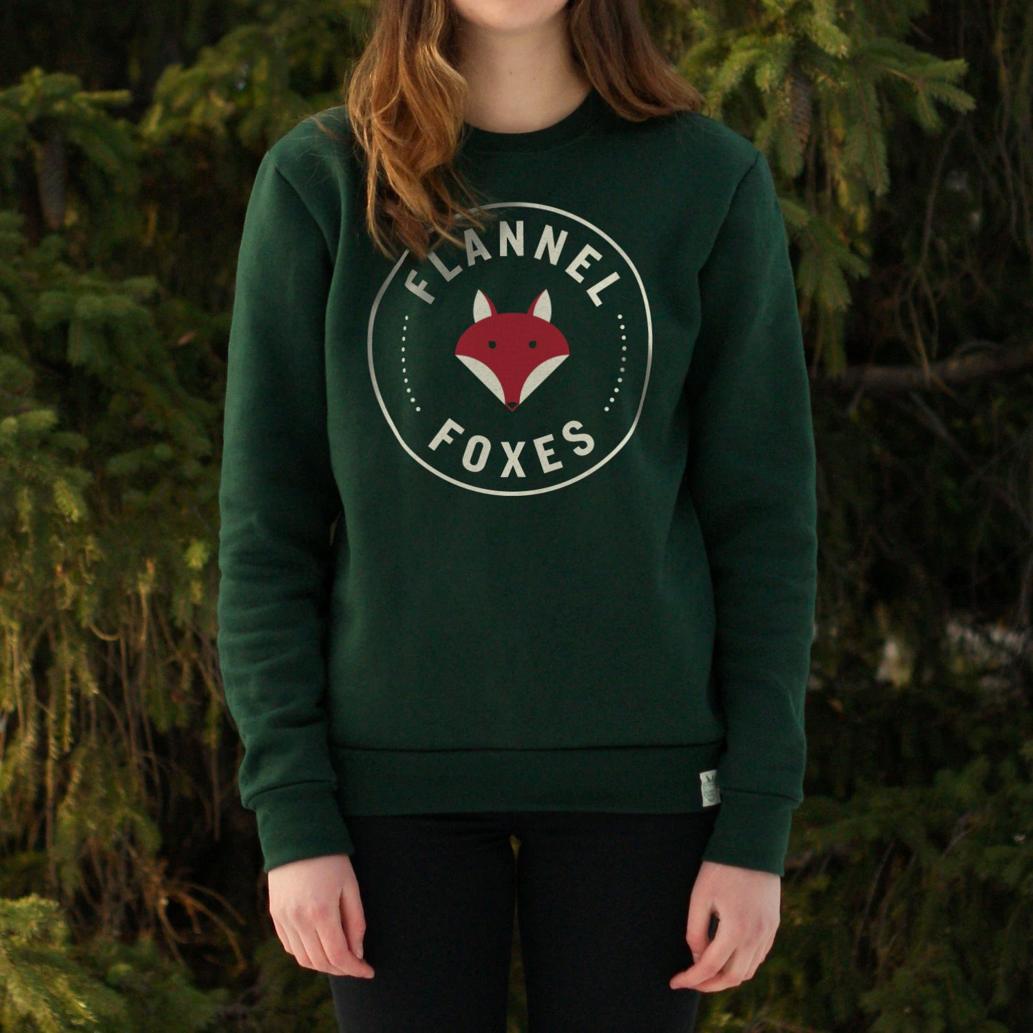 Fox Logo Sweatshirt