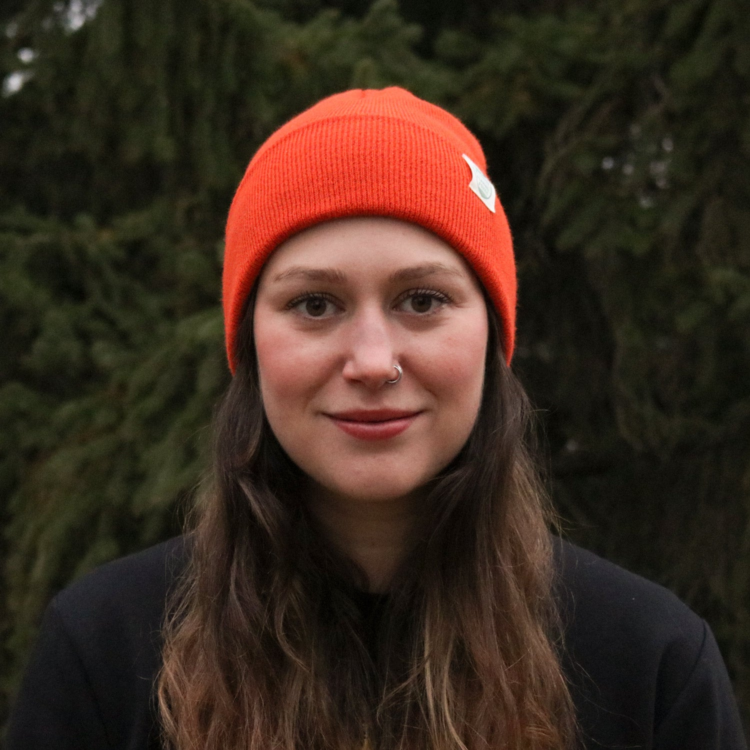 Fox Shield Toque - Orange