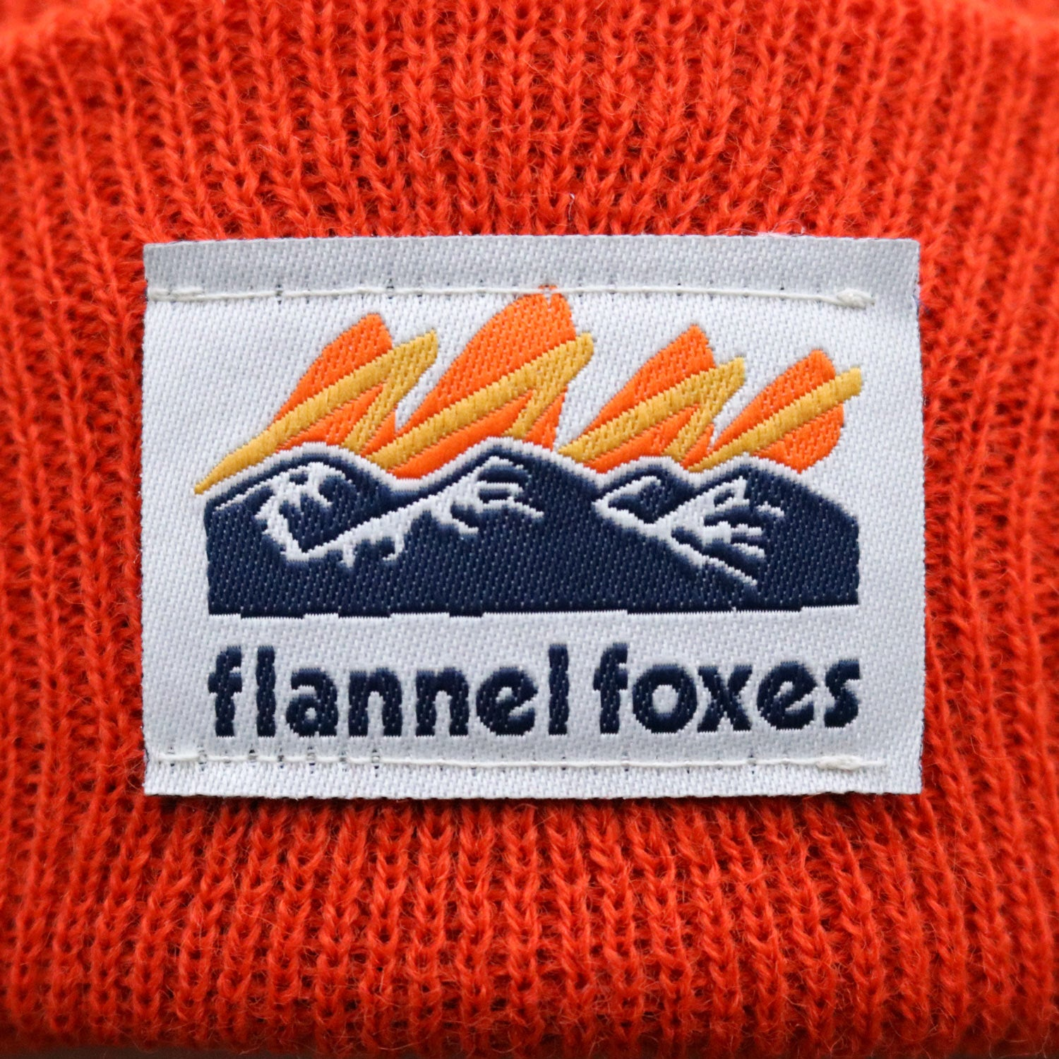 Kananaskis Toque - Orange