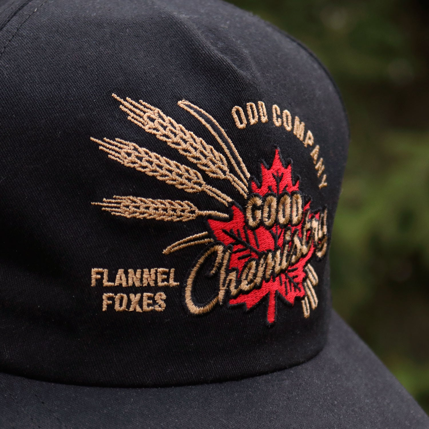 Flannel Foxes X Odd Company – Good Chemistry Hat