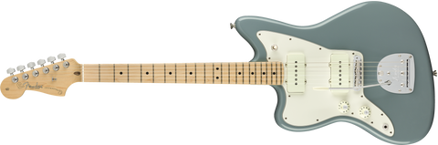 American Professional Left-Handed Jazzmaster, Maple Fingerboard, Sonic Gray