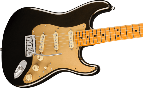 Guitarra Eléctrica Fender American Ultra Stratocaster®, Maple Fingerboard, Texas Tea