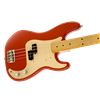 50s Precision Bass, Maple Fingerboard, Fiesta Red
