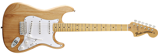 Classic Series '70s Stratocaster, Maple Fingerboard, Natural