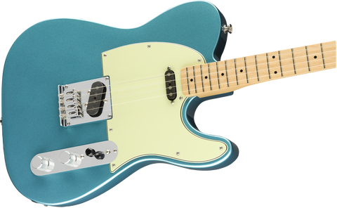 Guitarra Eléctrica Fender Telecaster Tenor Maple Fingerboard, Lake Placid Blue