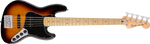 Bajo Eléctrico Fender Deluxe Active Jazz Bass V, Maple Fingerboard, 3-Color Sunburst